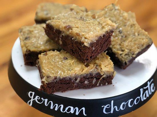 Honey & Grains Bakery: Decadent Chocolate Brownies