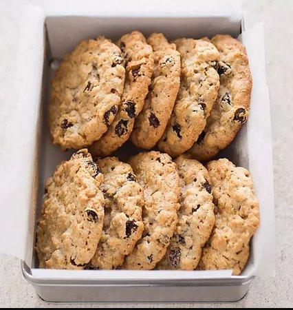 Honey & Grains Bakery: Cookies