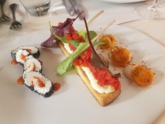 M-eating: Goat cheese trilogy