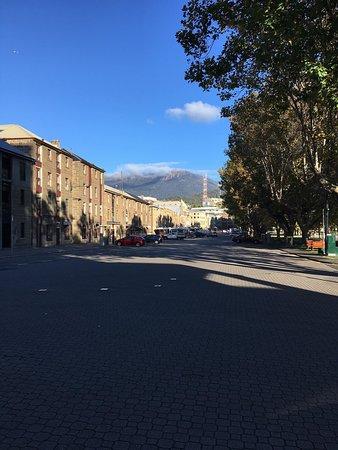 Greater Hobart, Australia: Salamanca Place