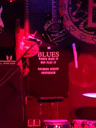 Bourbon Street Music Club Amsterdam: Truth about the blues!