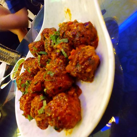 Indian Spice Restaurant: Veg Munchurian