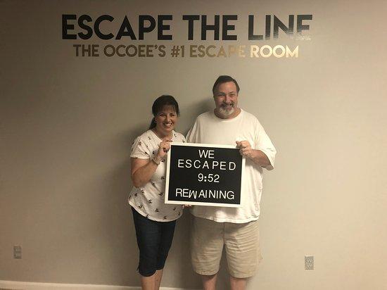 Escape the Line