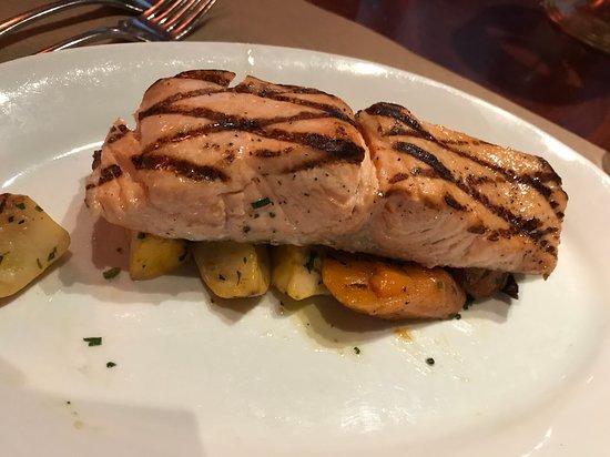 Pershing Square: Salmon