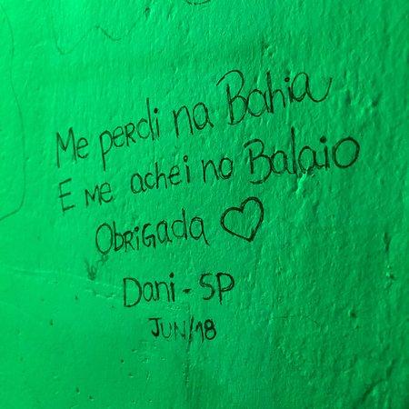 Bilde fra Balaio Hostel