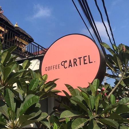 Bilde fra Coffee Cartel
