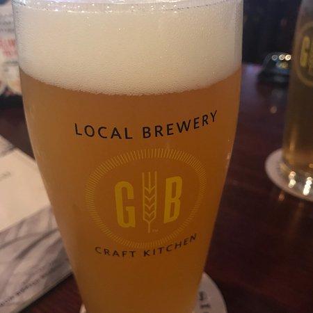 Bilde fra Gordon Biersch Brewery Restaurant