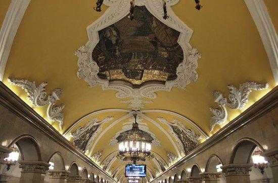 Private Moskau Metro Tour