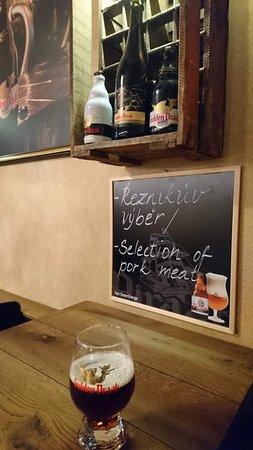 Gulden Draak Bierhuis: Счет