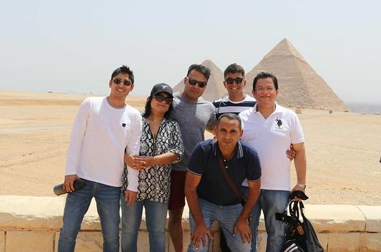 Kairo paket: 3-dagars guidad tur med ...