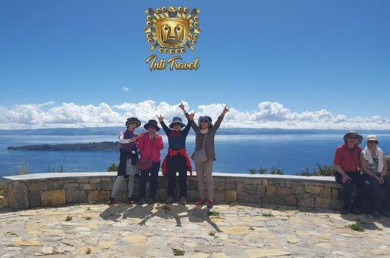 Titikaka Lake - Sun Island...