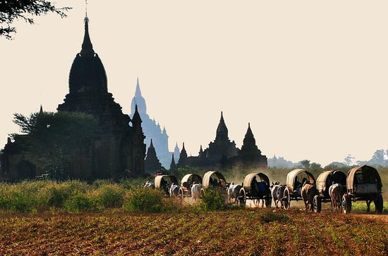 Bagan Fullday Sightseeing by Car and