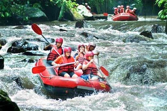 Bali Ayung Rafting med alt inklusive
