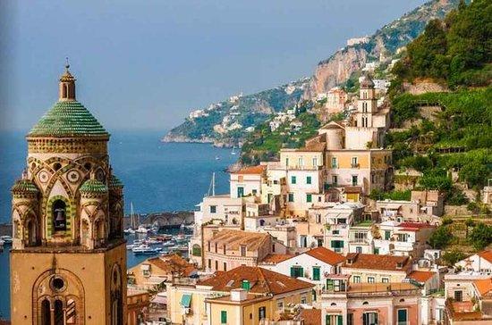 Executive Transfer - Naples (NAP) - Sorrento (3-8 people)