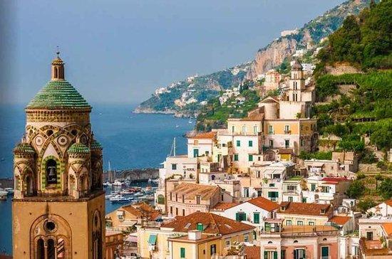 Executive Transfer - Naples (NAP) - Sorrento (1-3 people)