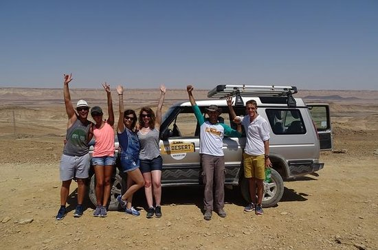 Ramon Crater in a Nutshell 4X4 Tour...