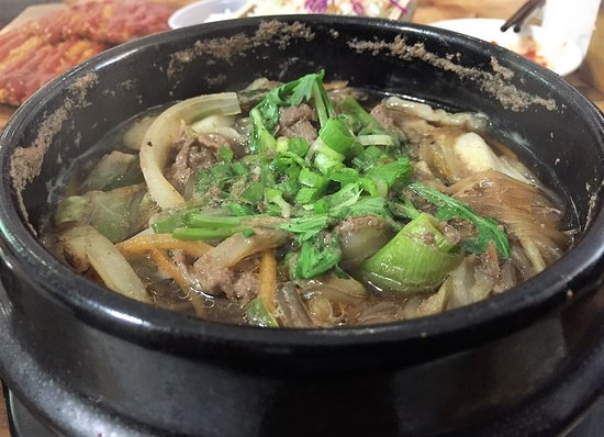 Samsoonie Noodle & Rice: #45 Hot Pot beef bulgogi