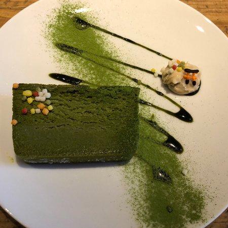 Vermillion - cafe. Photo