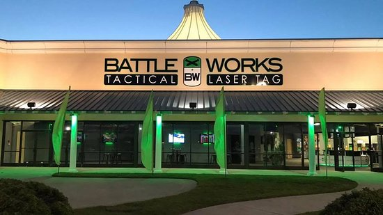 Battle Works Tactical Laser Tag