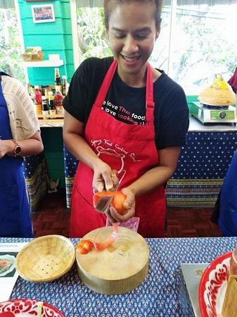 Bilde fra Sompong Thai Cooking School