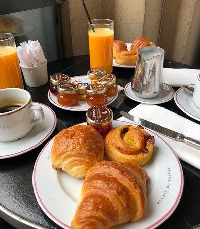 Cafe Marly Paris Reviews