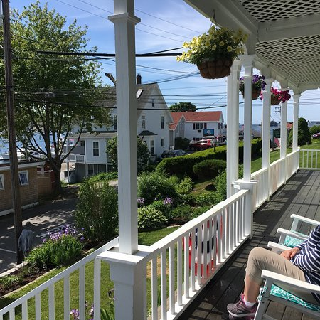 Captains pick of Boothbay Harbor