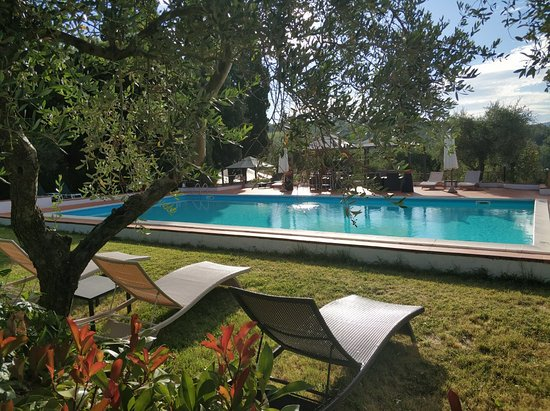 Villa Saulina: Splendida location