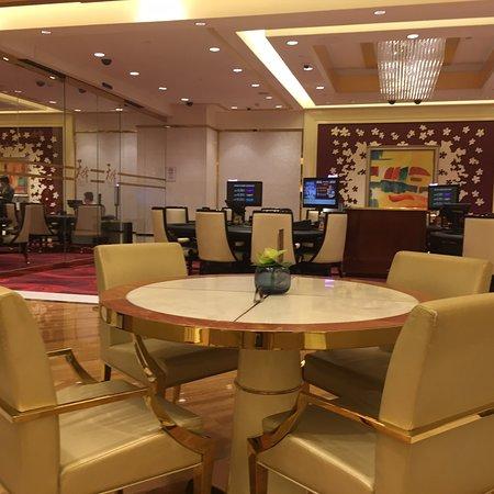 The VIP Horizon lounge