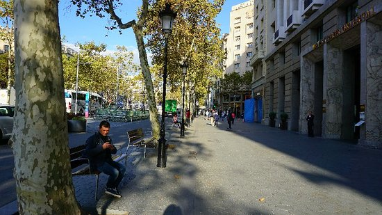 Valokuva: Passeig de Gracia