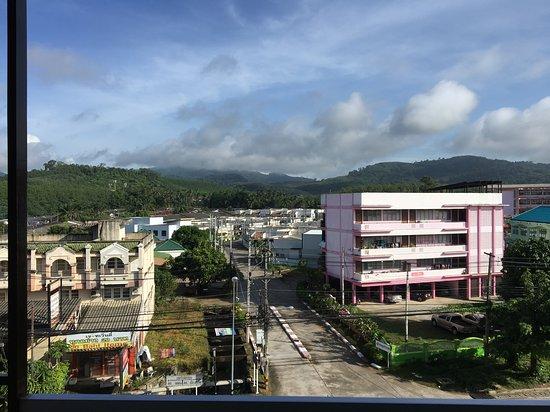 Lemonade Phuket Hotel: Beautiful view from room - peaceful