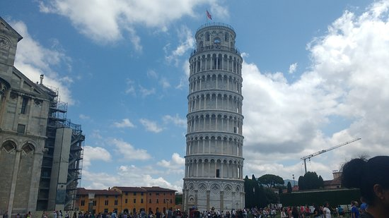 Leaning Tower of Pisa: Tower