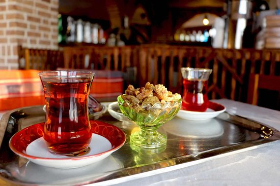 Matinabad Desert Eco-Camp: Tea House