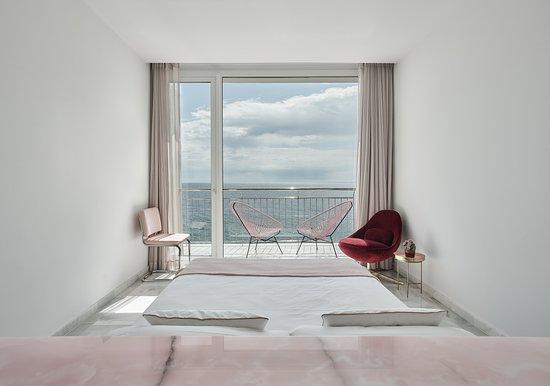Hotel Aromar: Habitacion Panoramica