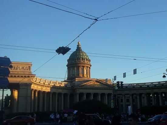 Bilde fra St. Petersburg