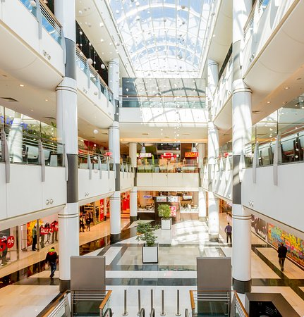 CITYMALL: Interior of the mall