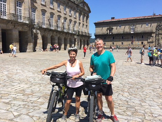 Cycling Rentals & Tours: We did it! 7 days on the Portuguese Camino trail!