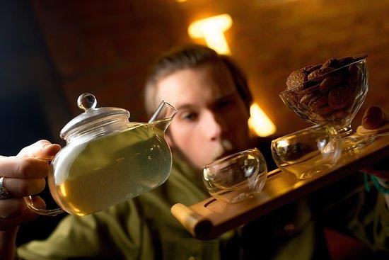 Myata Lounge: Большое разнообразие китайских чаев