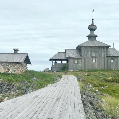 Bolshoi Zayatsky Island照片