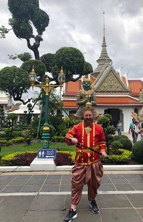 Wat Arun, Bangkok, Thailand - Picture of My Tour Guide
