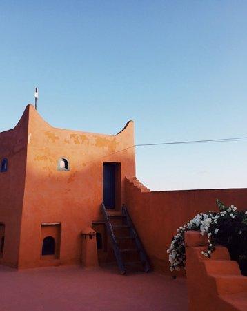 Riad Baoussala: Rooftop views