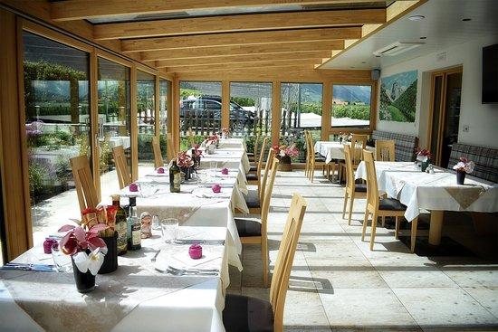 Pension Tannenhof: Speisesaal