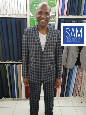 Sam Boutique Custom Tailor: Custom made suits by Sam Boutique