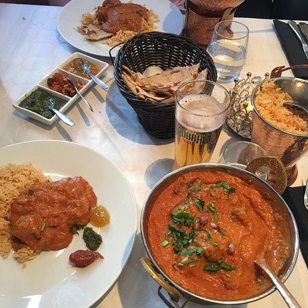 indian food oslo