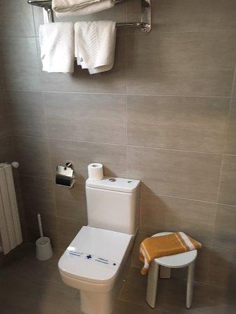 Hotel Montemar: WC