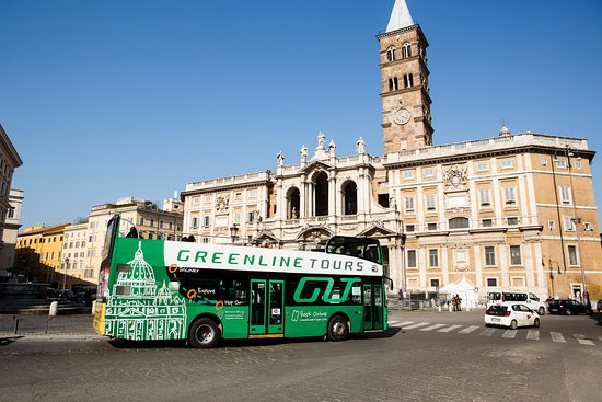 Green Line Tours - Day Tours