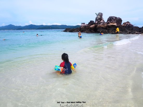 Phuket New Generation - Day Tours: น้ำทะเลสวยดีนะ