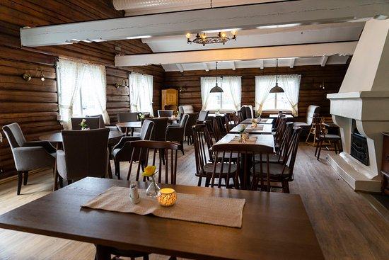 Balsfjord Municipality, Norwegia: Café/ Restaurant
