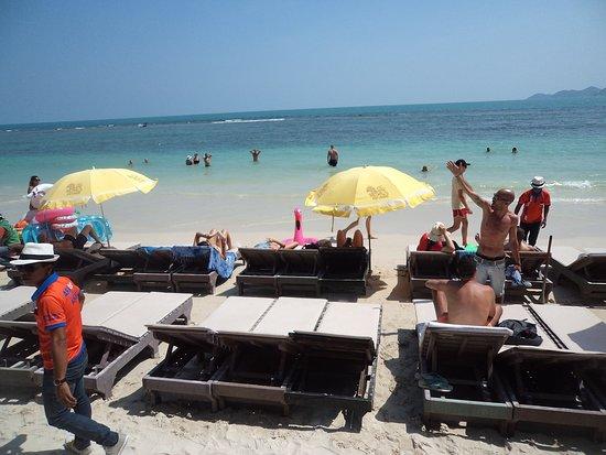 Ark Bar Beach Resort: Praia Ark Bar