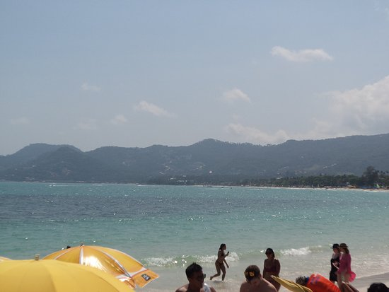 Ark Bar Beach Resort: Praia Ark Bar (foto 2)