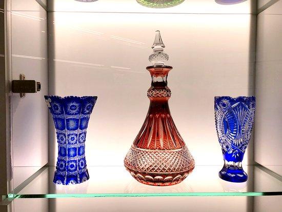 CARLO QUATRO: Art glass